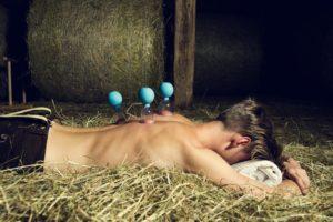 schröpfen massage